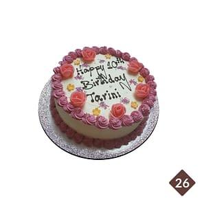 Designer Cakes 26