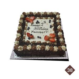 Designer Cakes 38